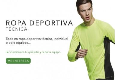 Ropa Deportiva Técnica